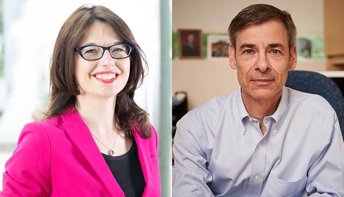 Dawn Bowdish and Mark Loeb are professors of pathology and molecular medicine in the Faculty of Health Sciences.