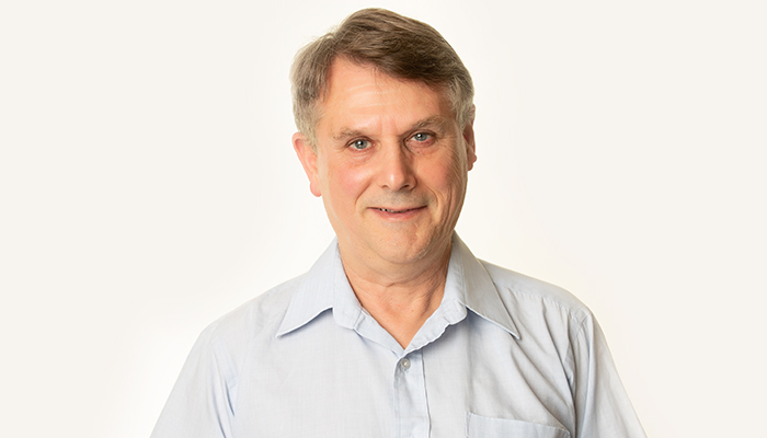 Gordon Guyatt, professor of the Department of Health Research Methods, Evidence, and Impact.